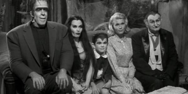 the munsters, tv