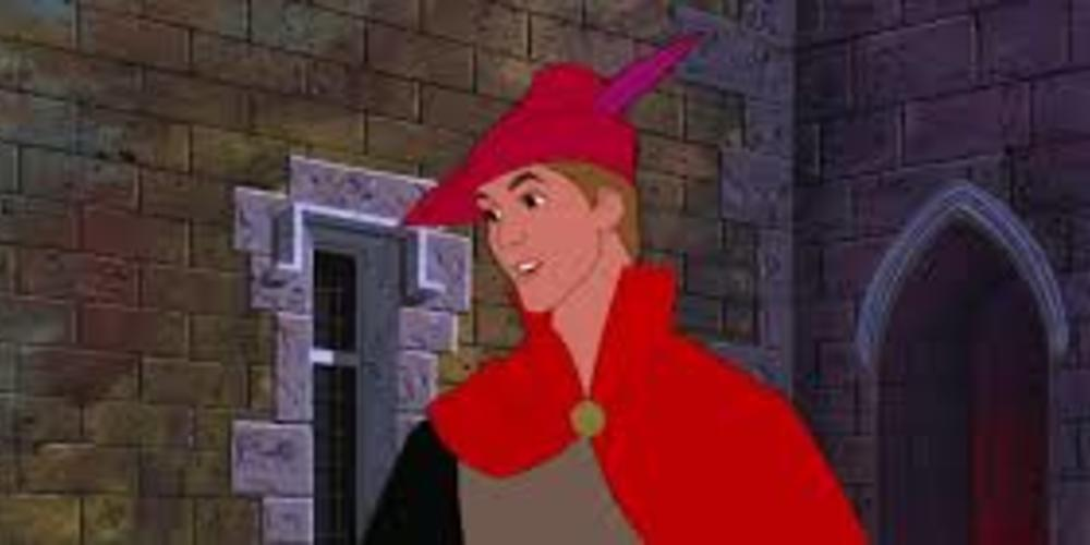Prince Philip from Disney's Sleeping Beauty, movies