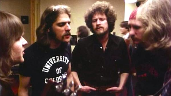 movies, Music, history of the eagles, The Eagles, 2007