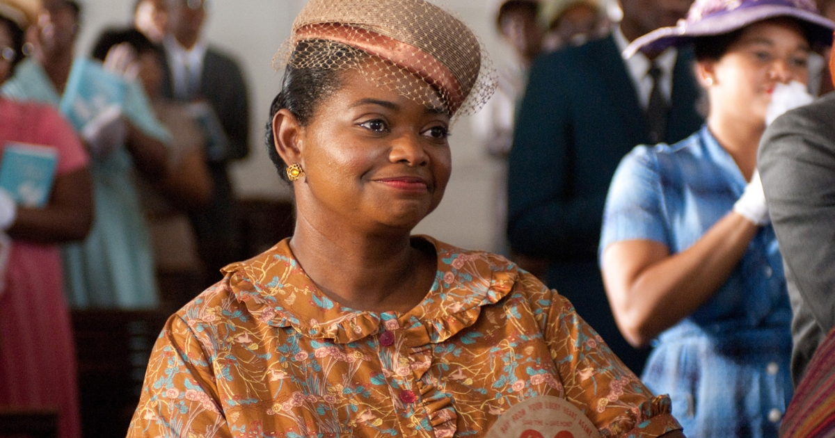 the help, christian, church