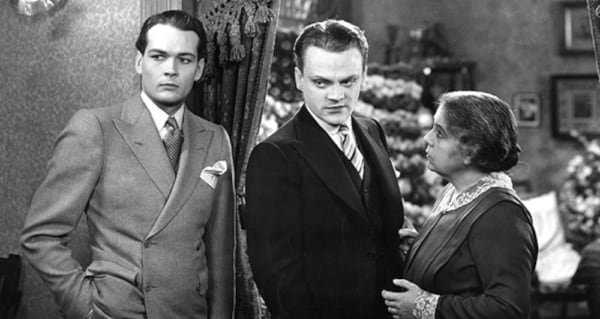 movies, the public enemy, 1931, James Cagney