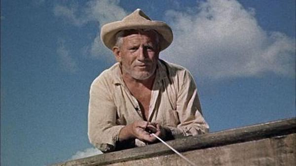 movies, celebs, the old man and the sea, 1958, Spencer Tracy