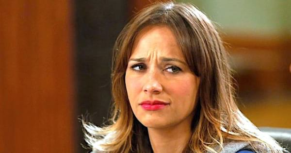 rashida jones, liz, unimpressed