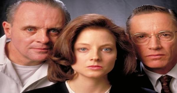 Jodie Foster, anthony hopkins, and Scott Glen