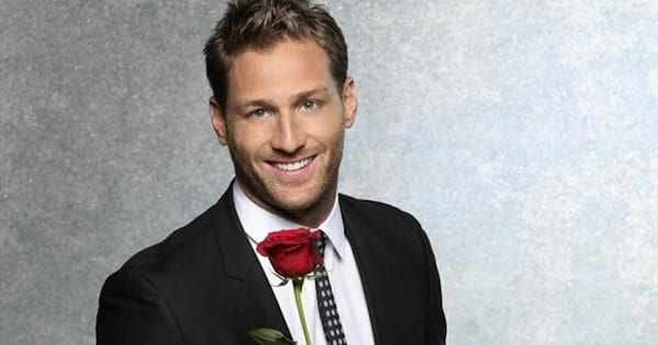 Juan Pablo in The Bachelor