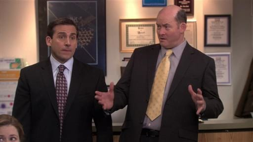 todd packer, the office