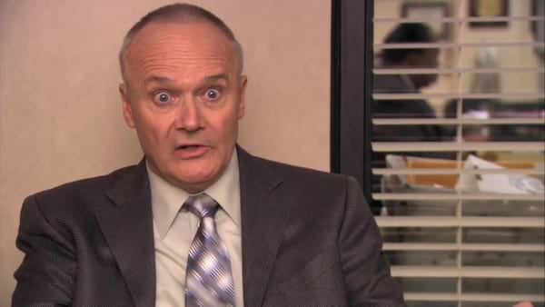 Creed, the office
