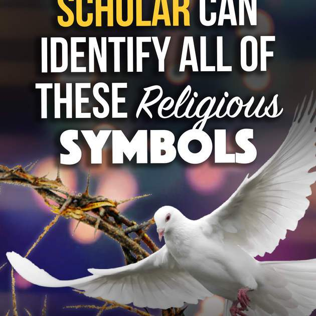 Quiz: Only A Christian Scholar Can Identify All Of These