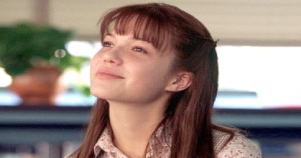 Mandy Moore in A Walk To Remember