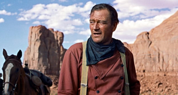 movies, celebs, The Searchers, 1956, John Wayne