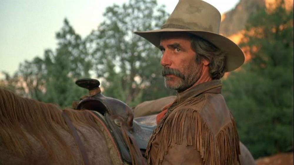 movies, celebs, The Quick and the Dead, 1987, sam elliott, Western