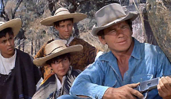 movies, celebs, The Magnificent Seven, 1960, charles bronson, Western