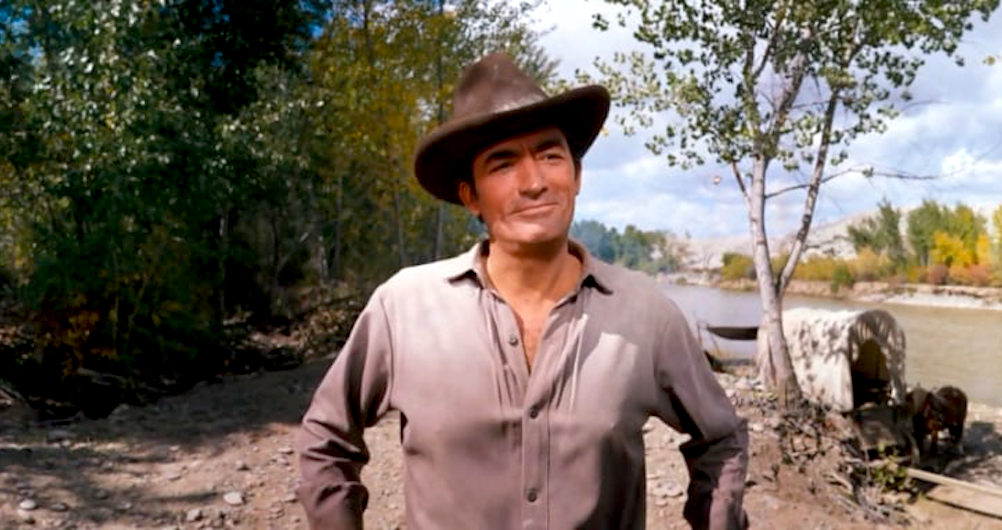 movies, celebs, how the west was won, 1963, Gregory Peck, Western