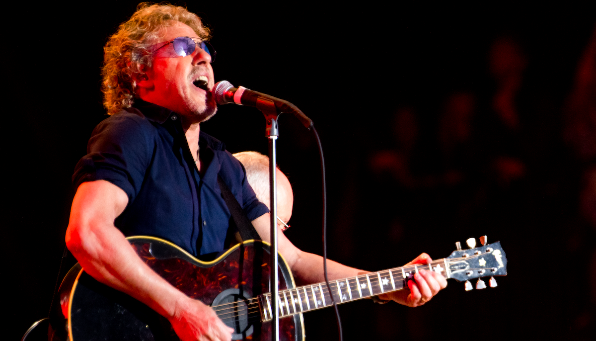 Music, celebs, the who, roger daltrey