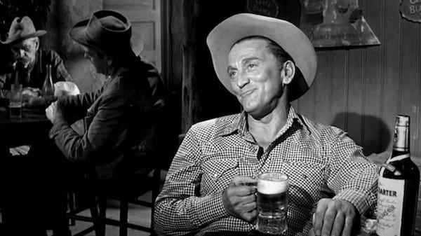 movies, celebs, lonely are the brave, 1962, kirk douglas, Western