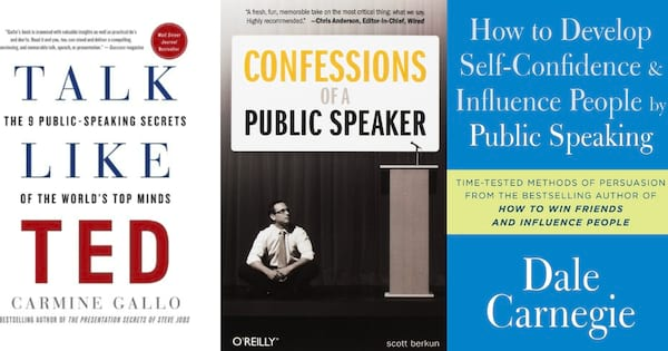 books about public speaking