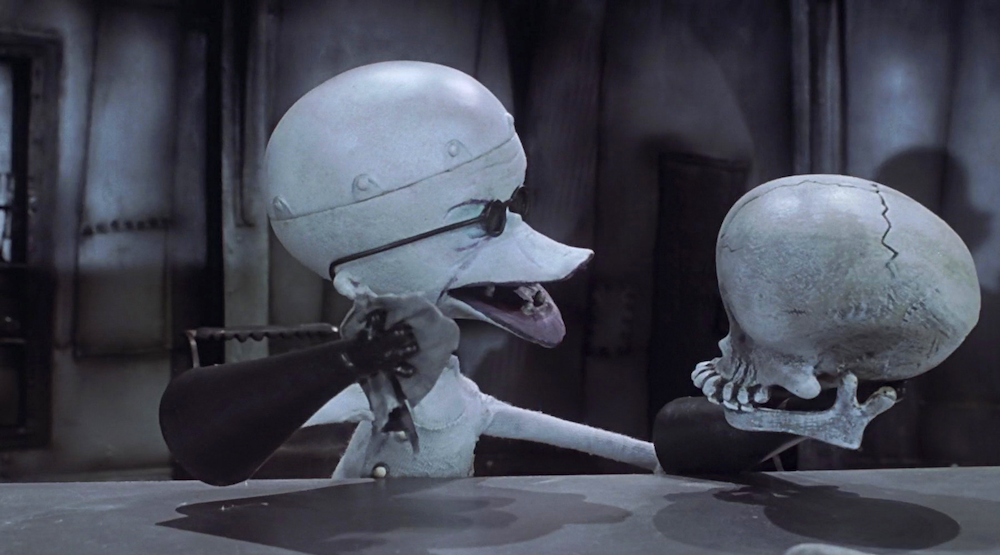 movies, The Nightmare Before Christmas, 1993, dr. finkelstein