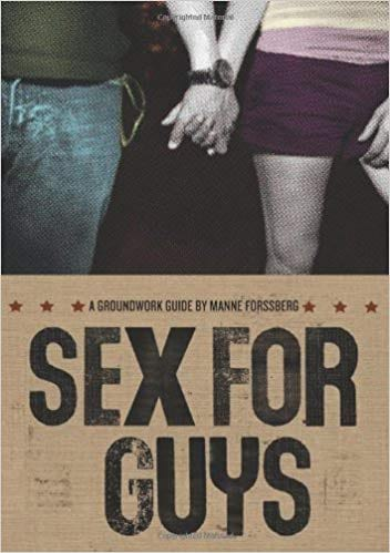 Book cover for 'Sex for Guys' by Manne Forssberg