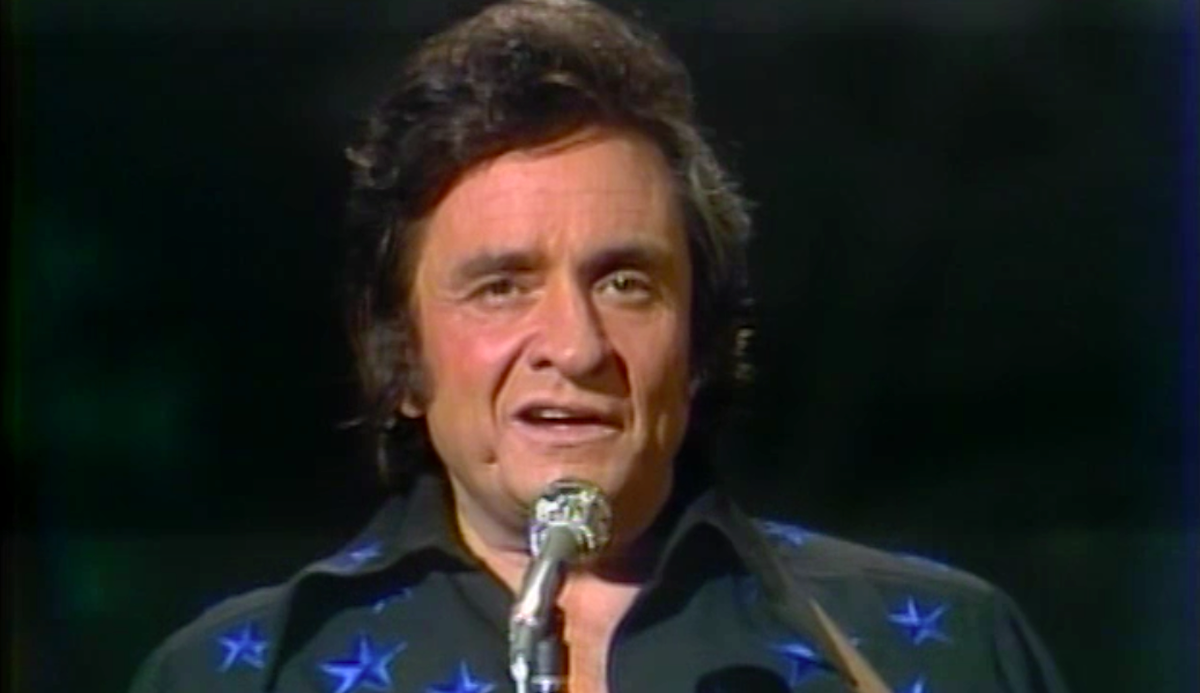 Music, celebs, johnny cash, music video, screenshot