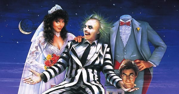 Beetlejuice Quote Instagram Captions, the cover of the Beetlejuice movie, pop culture, movies
