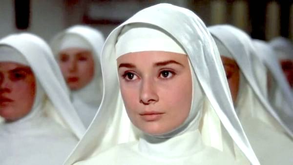 religion, catholic, the nun's story, audrey hepburn