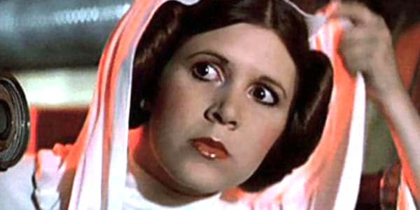 carrie fisher, movies, star wars