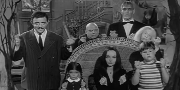 The Addams Family, 60s tv show, tv