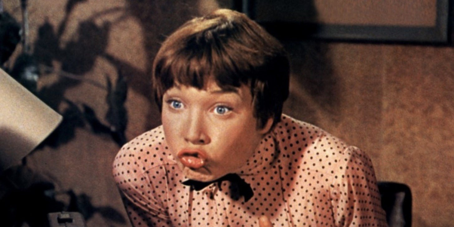 Shirley MacLaine, artists and models, movies