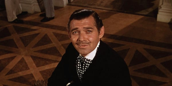 Clark Gable, gone with the wind, movies