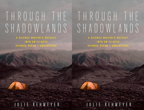 Books to read if you've recently been diagnosed with a chronic illness, Through the Shadowlands by Julie Rehmeyer, books, health