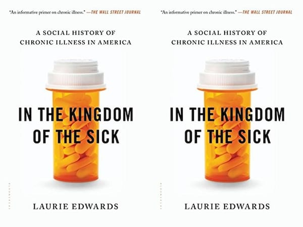 health, books, In the Kingdom of the Sick by Laurie Edwards, Books to read if you've recently been diagnosed with a chronic illness