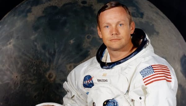 Neil Armstrong, space