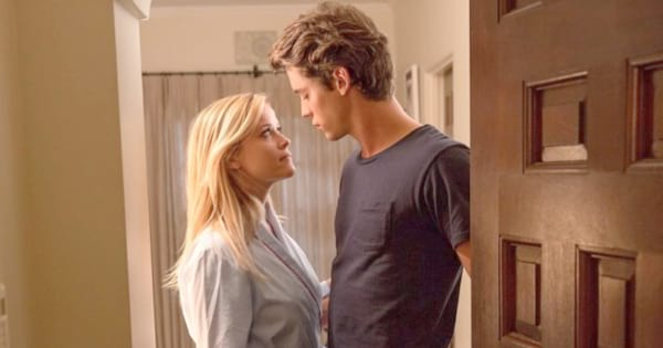 Reese Witherspoon and Pico Alexander in the romantic comedy Home Again (2017)