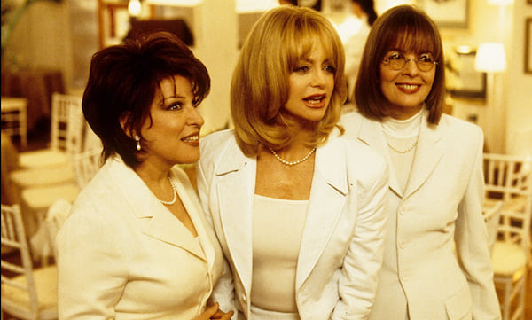 the first wives club, bette midler, Diane Keaton