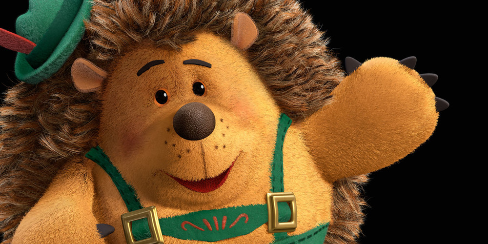 Mr Pricklepants from Pixar's Toy Story 3, movies