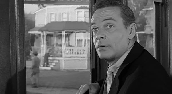 tv, The twilight Zone, a stop at willoughby