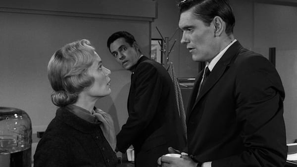 tv, The twilight Zone, a penny for your thoughts, dick york