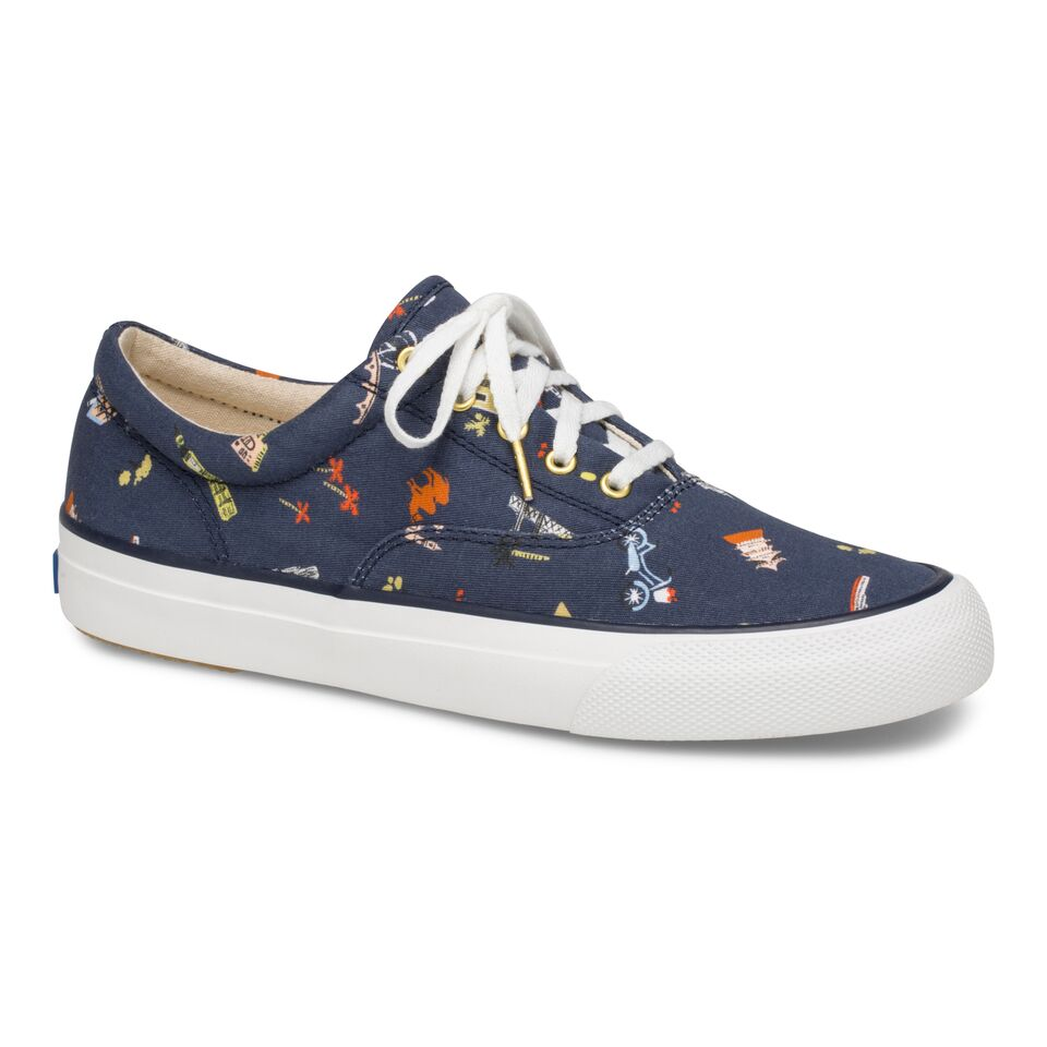 Rifle Paper Co. Limited Edition Keds
