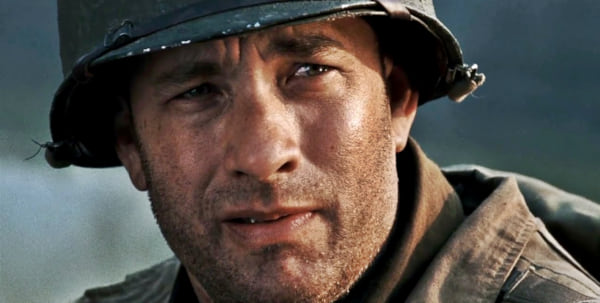 Saving Private Ryan, tom hanks, war, battle