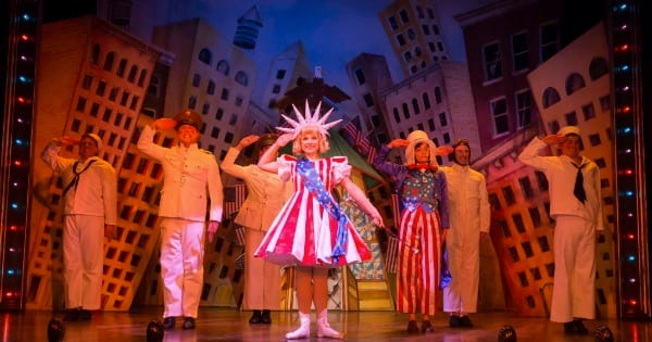 Gypsy musical on stage New York, ranking