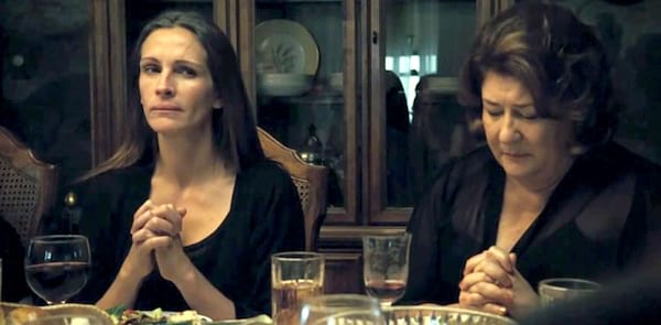 movies, August: Osage County, 2013, julia roberts