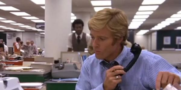 All The President's Men, 70s, 70s movie, movies