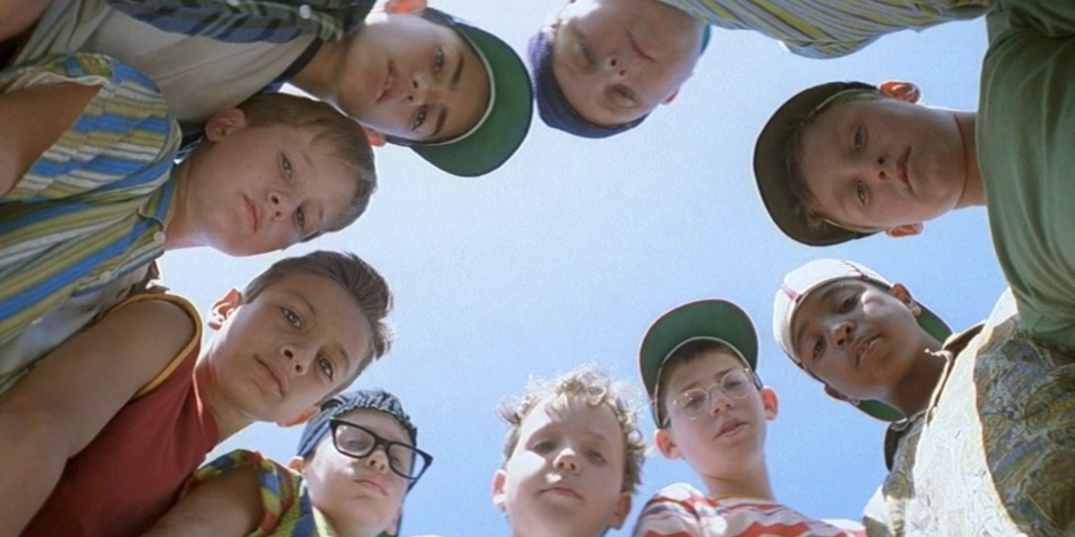 90s movies, 90s, movies, the sandlot