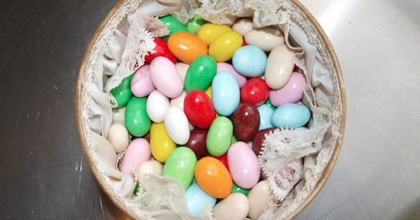 bowl of jelly beans multicolored halloween candy, ranking