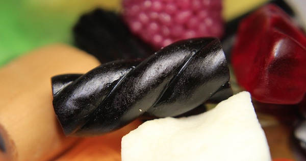 black licorice halloween candy, ranking