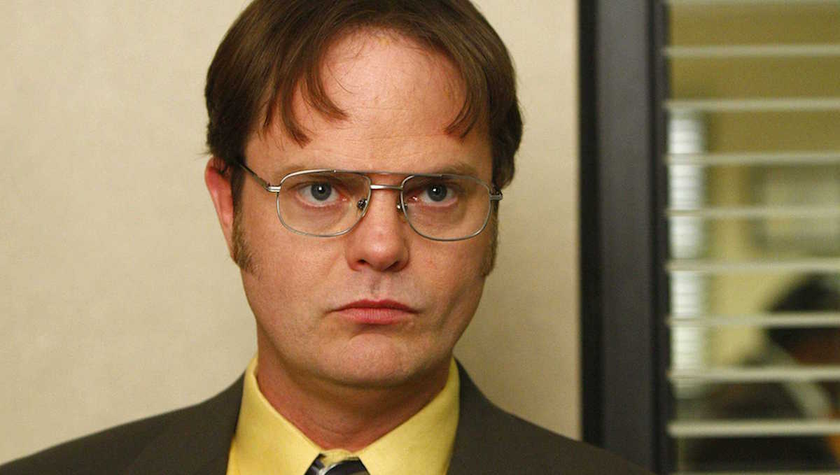 dwight, the office, office