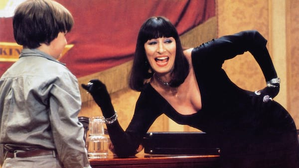 Anjelica Huston as Grand High Witch in The Witches (1990)