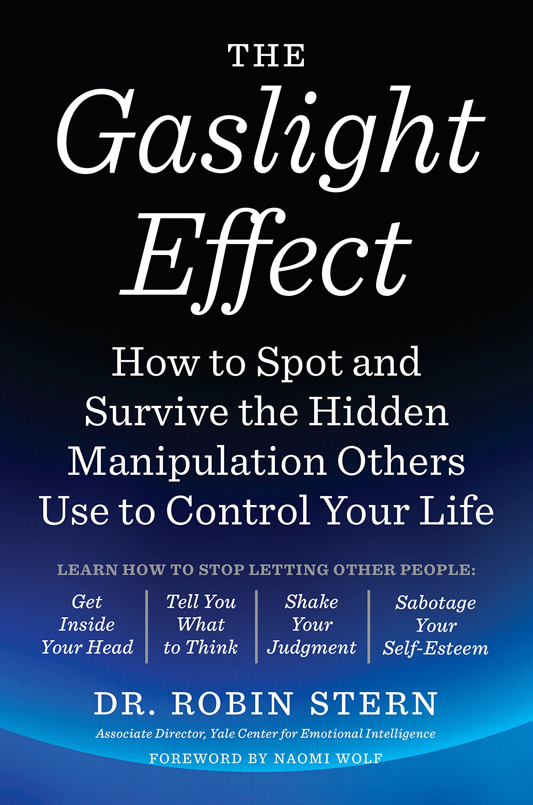gaslighting books