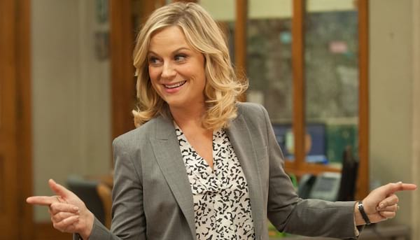 leslie knope, organized, smart, sophisticated, Political, career, Driven