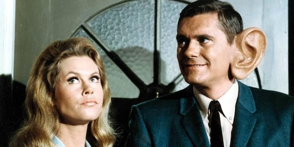 bewitched, tv